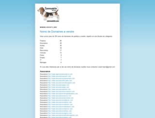 communiche.com screenshot