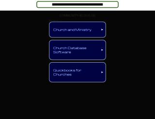 community-blogs.de screenshot