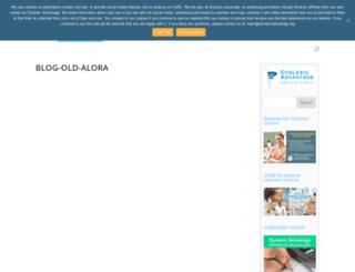 community.dyslexicadvantage.org screenshot
