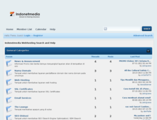 community.indonetmedia.co.id screenshot