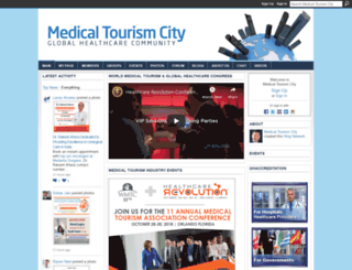 community.medicaltourism.com screenshot