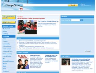 community.netscape.com screenshot