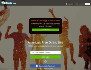 community.oasis.com screenshot