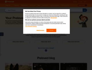 community.preloved.co.uk screenshot