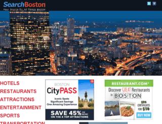 community.searchboston.com screenshot