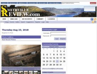 community.smithvillereview.com screenshot
