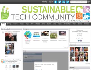 community.theurbanfarmingguys.com screenshot