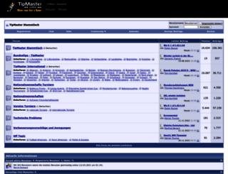 community.tipmaster.de screenshot