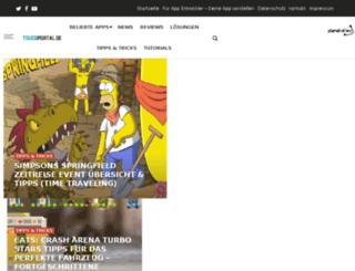 community.touchportal.de screenshot