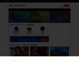 community.virgilio.it screenshot