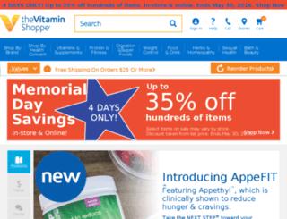 community.vitaminshoppe.com screenshot