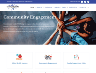 communitylinks.org.au screenshot
