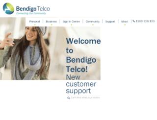 communitytelco.com.au screenshot