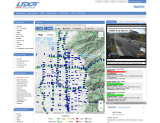 commuterlink.utah.gov screenshot