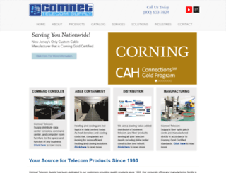 comnetsupply.com screenshot