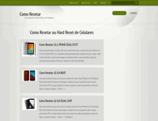 como-resetar4.webnode.com screenshot