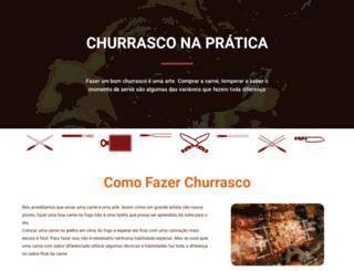 comofazerchurrasco.com screenshot