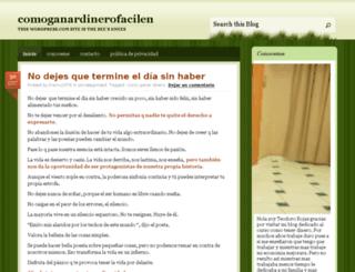 comoganardinerofacilen.wordpress.com screenshot