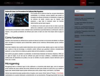 comohacercine.com screenshot