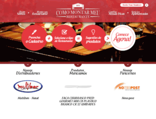comomontarmeunegocio.com.br screenshot