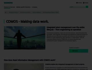 comos.com screenshot