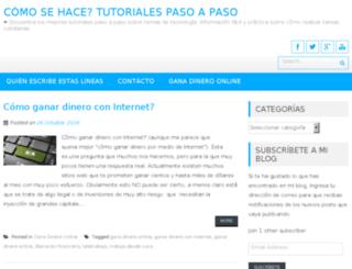 comosehace360.com screenshot