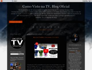comovistonatv.blogspot.com screenshot