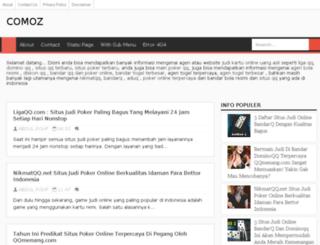 comoz.net screenshot