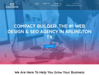compactbuilder.com screenshot