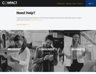 compactlists.com screenshot
