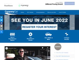 company-car-in-action.fleetnews.co.uk screenshot