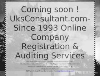 company-formation-india.com screenshot