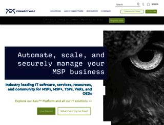 company.continuum.net screenshot