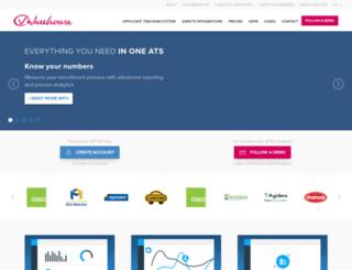 company.cvwarehouse.com screenshot