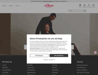 company.soliver.com screenshot