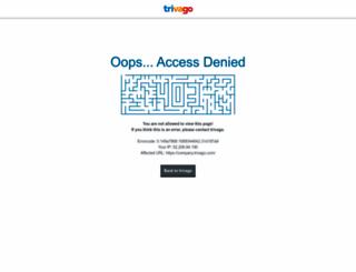 company.trivago.com screenshot
