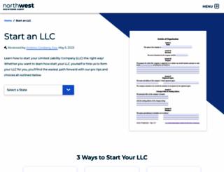 companyname.com screenshot