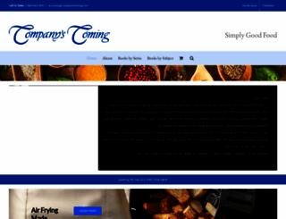 companyscoming.com screenshot