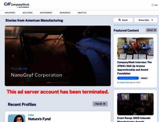 companyweek.com screenshot
