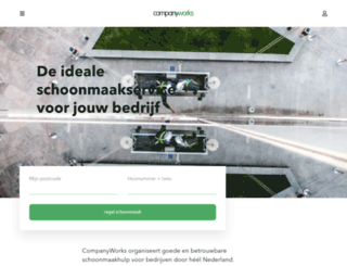 companyworks.nl screenshot