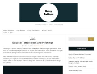 compare-tattoos.com screenshot