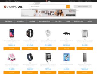 compareja.com.br screenshot
