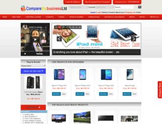 comparenigeriabusiness.com screenshot
