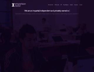comparisoncreator.com screenshot