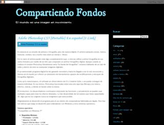 compartiendofondos.blogspot.com screenshot