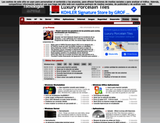 compartir-tecnologias.es screenshot
