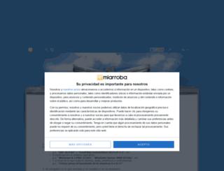 compaspel.mforos.com screenshot