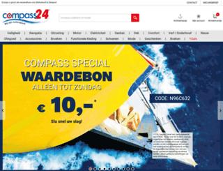 compass24.nl screenshot