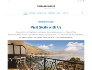 compasscultura.com screenshot