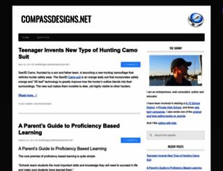 compassdesigns.net screenshot